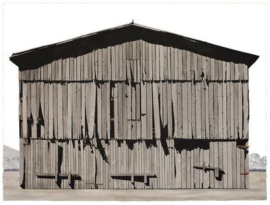 Williamson County Tobacco Barn