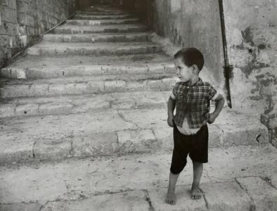 Boy in Acre
