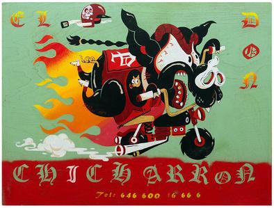 Hell Rider Chicharron
