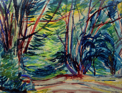 Glade (No.37 Epping Forest Series)