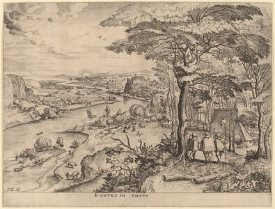 Euntes in Emaus (The Pilgrims to Emmaus)