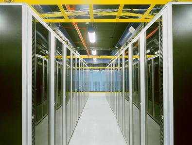 601, 26th Street, Computer Room, New York, USA