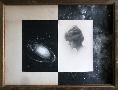 Galactic (Woman and Galaxy)