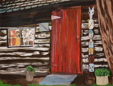 Comanche Cabin