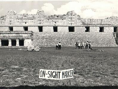 Off-sight Marker - On-sight Marker