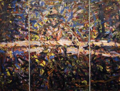 Maler Im Licht (Triptych)