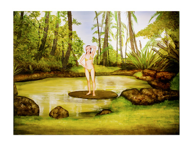 """The Forest III - """"Naiad"""""""