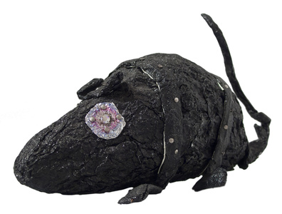 Untitled Black Rat