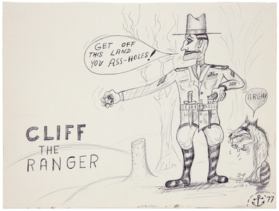 Cliff the Ranger
