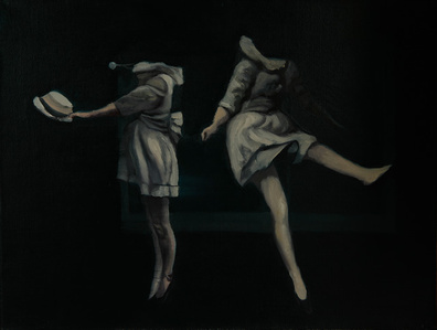 Dancer in the Darkness No. 3