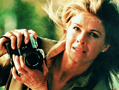Woman With A Camera (Candice Bergen/Minolta #1)