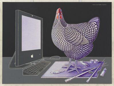 iMac, Wyandotte Chicken and Palette