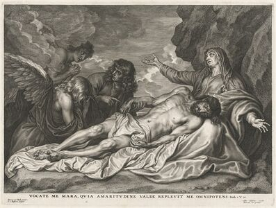 Virgin Supporting the Dead Christ