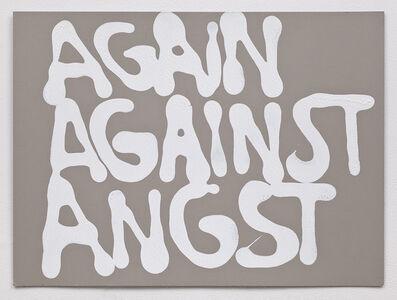 Again against angst
