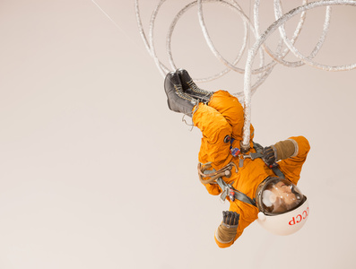 Cosmonaut (from the Museum installation)