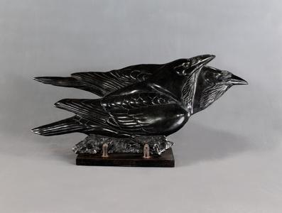 Ravens from the Ledge, ed. 1/6