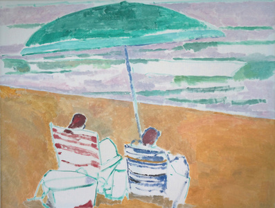 Wind and Wave (Umbrella)