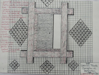 Porte du XVIe siècle