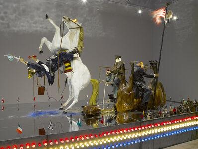 The Ozymandias Parade