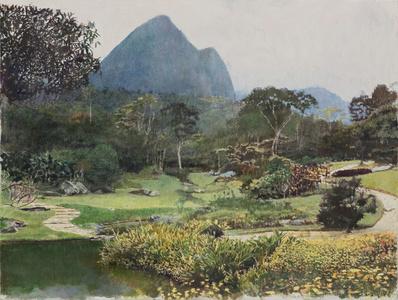 Odette Monteiro Garden