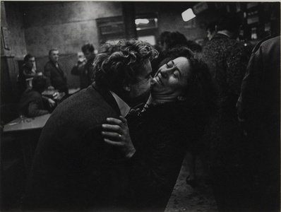 Untitled (from Café Lehmitz series), 1967–70