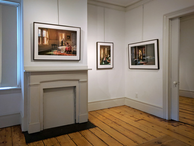 Richard Tuschman: HOPPER MEDITATIONS