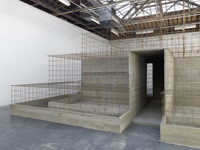 Studio Apparatus for Palais de Tokyo or The Exorcism