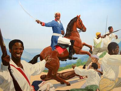 Toussaint L'Ouverture at Bedouret, Caribbean Passion: Haiti 1804 series