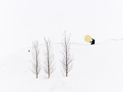 Raising the Sun on the Winter Solstice