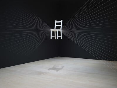 Esther Ferrer: Intertwined Spaces