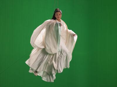 Green Screen Goddess (Ten Thousand Waves)