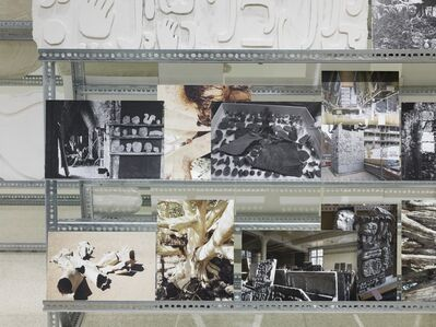 Stelae Storage (detail)