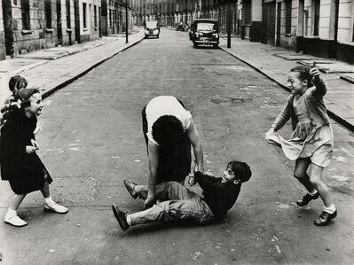 Girls and a Boy, Hampden Crescent, London