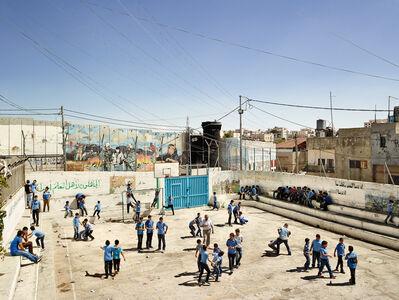 Alda Boys School, Bethlehem, West Bank