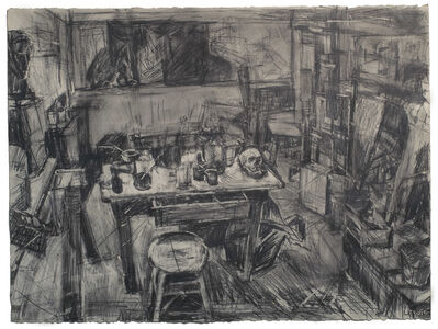 Drawing of Studio, Kansas City