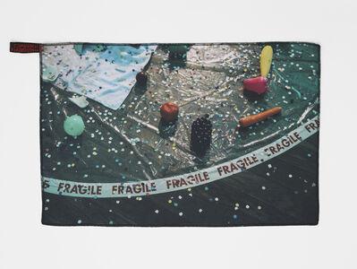 Fragile tea-towel II