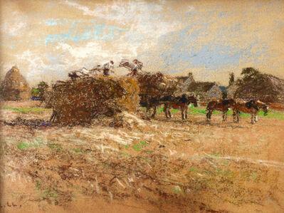 Haymaking - Messy, Seine-Et-Marne
