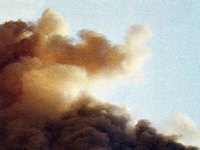Cloud No.1: 7 March, 2011, Ra's Lanuf, Libya