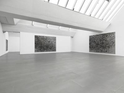 Half A Shadow - exhibition view at carlier | gebauer