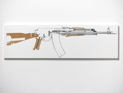 Kalashnikov AK-47 (Leg Side)