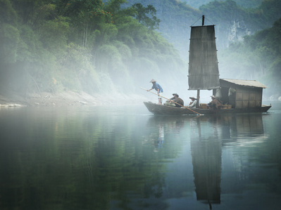 Yishan Island, Voyage (Ten Thousand Waves)