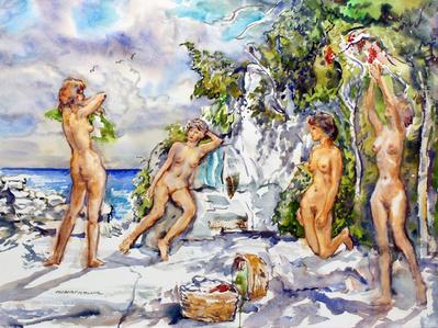Picnic Nude Beach