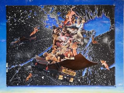 Oversized load, for Richard Serra