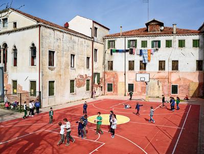 Ugo Foscolo Elementary School, Murano, Venice