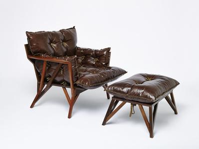 Gilberto armchair