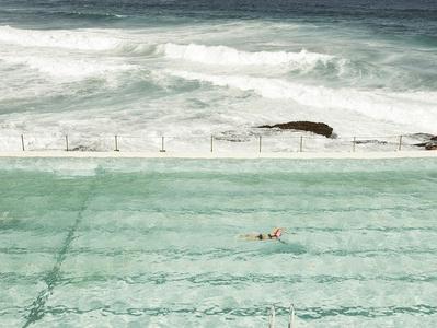 Bondi Baths, Sydney, Australia
