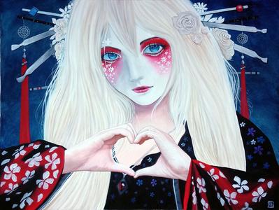 Heart Geisha
