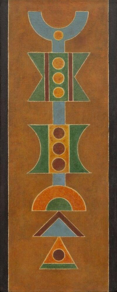 Rubem Valentim, 'Composição', 1968