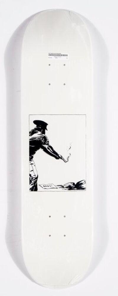 Supreme, 'Bang and Blood (two works)', 2014