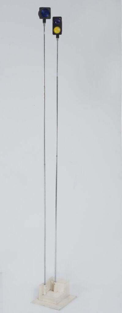 Vassilakis Takis, 'Signal Lamp'